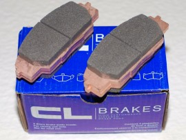 CL Brakes front pads - RC8