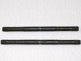 Pair Bollverk Civic Type R EP3 heavy duty driveshafts