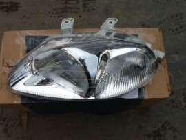 Pair Honda Civic EK4 headlights, NEW