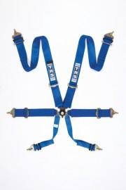 NEW TRS Magnum 6 point aircraft belt, blue